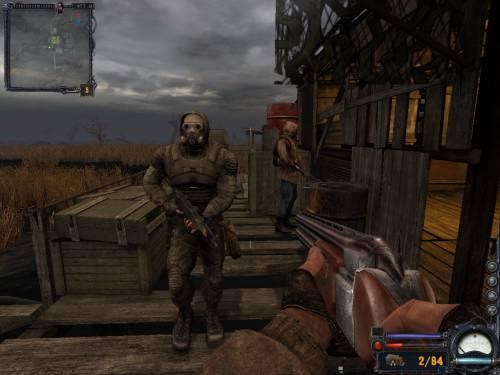 Трилогия S.T.A.L.K.E.R. Золотое издание (2007-2009) PC | RePack